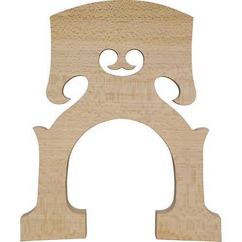The String Centre Aurolar Hard Maple Bass Bridges-thumbnail