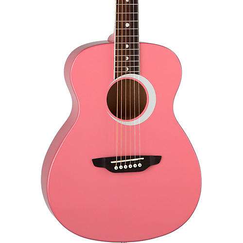 Luna Guitars Aurora Borealis 3/4 Size Acoustic Guitar thumbnail