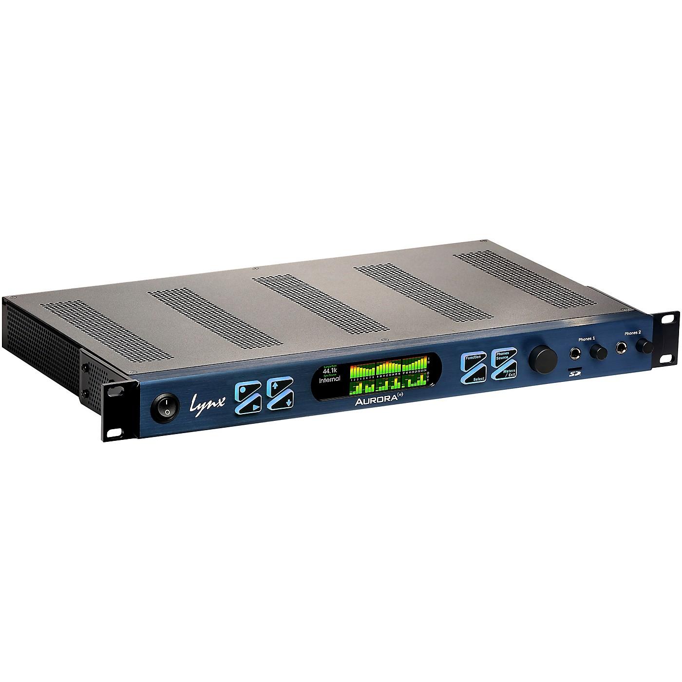 Lynx Aurora(n) 24 Thunderbolt Audio Interface thumbnail