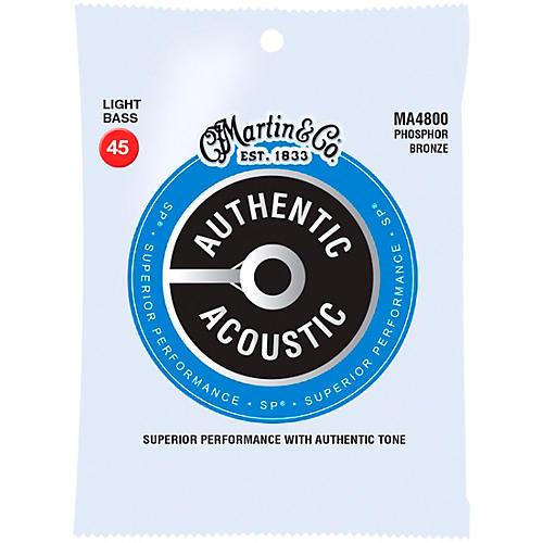 Martin Authentic Acoustic Phosphor Bronze Light Bass Strings thumbnail