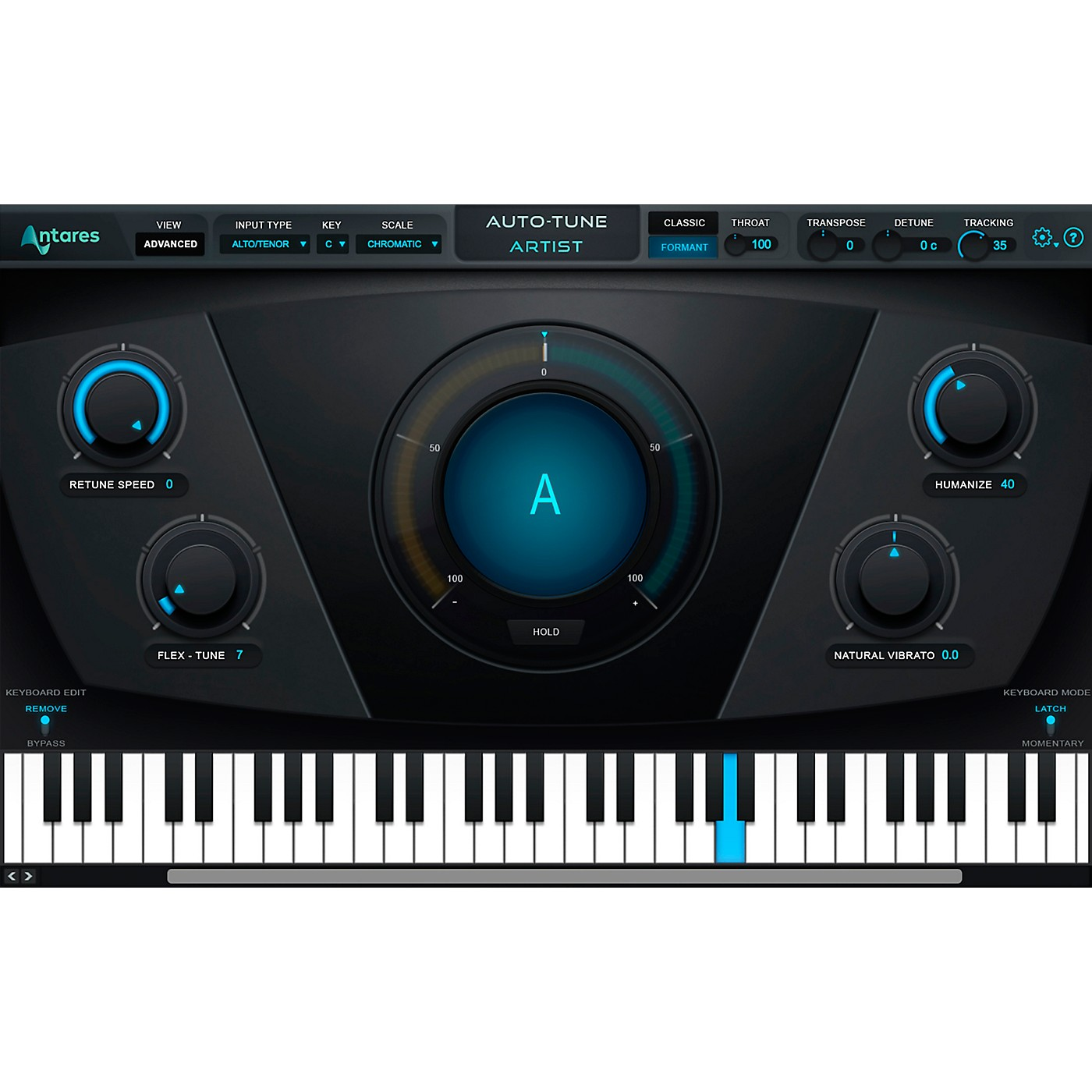 Antares Auto-Tune Artist Software Download thumbnail