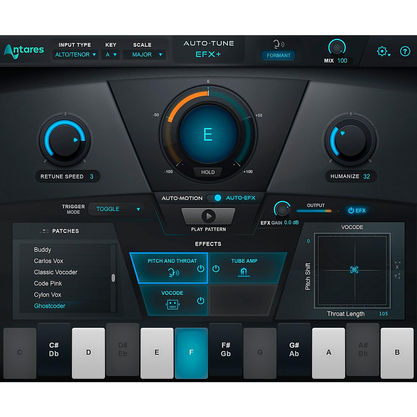 Antares Auto-Tune EFX + thumbnail