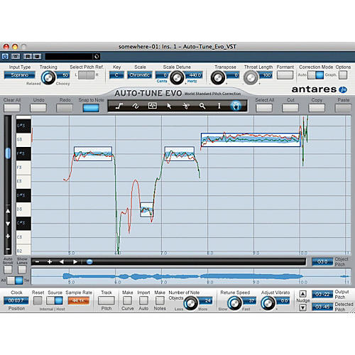 auto tune vocal studio tdm software download wwbw