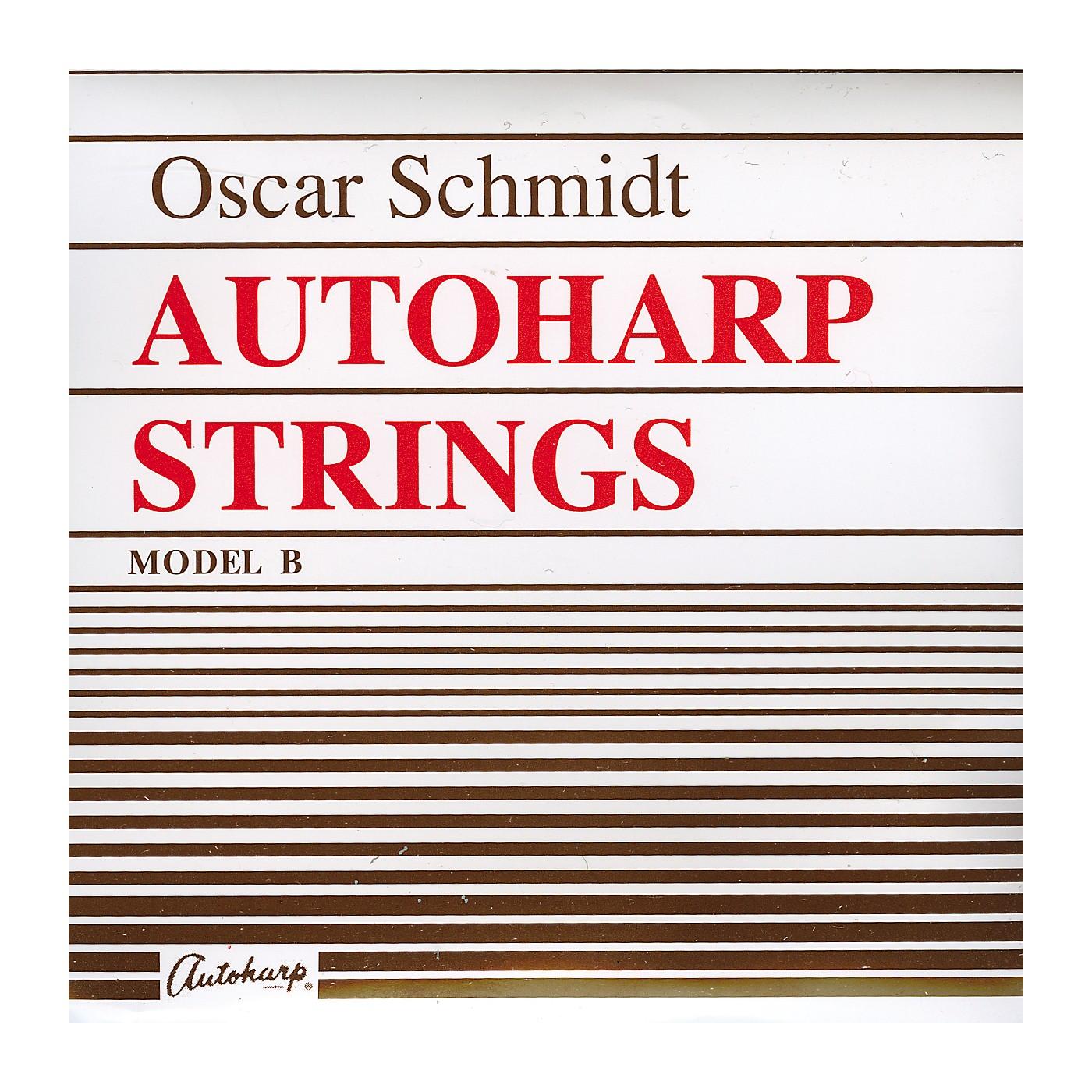 Oscar Schmidt Autoharp String Set thumbnail