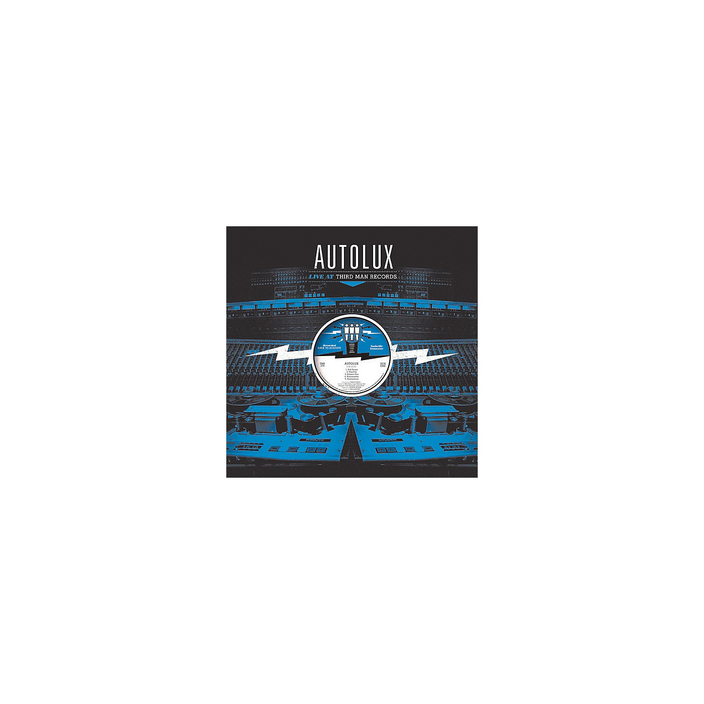 Alliance Autolux - Live At Third Man Records thumbnail