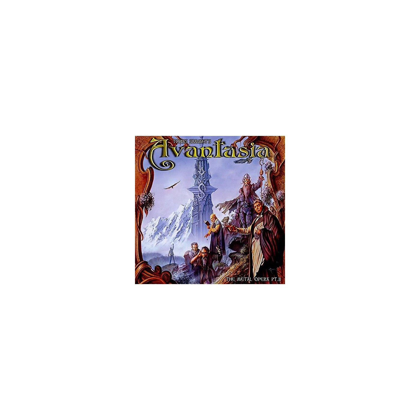Alliance Avantasia - Metal Opera Pt II thumbnail