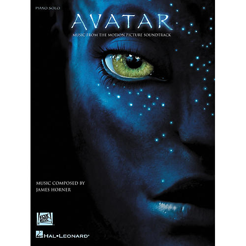 Hal Leonard Avatar - Music From The Motion Picture Soundtrack arranged for piano solo thumbnail