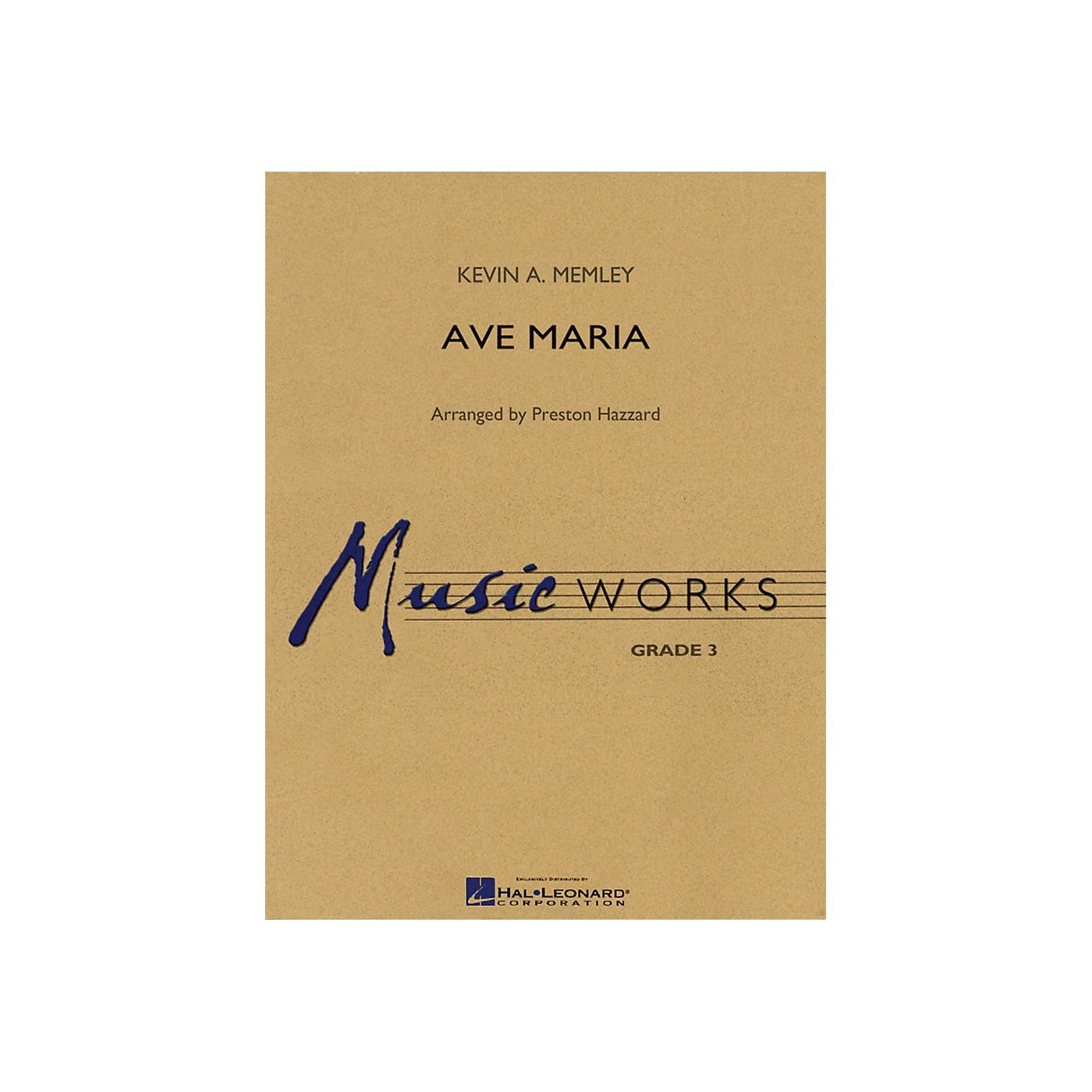 Hal Leonard Ave Maria - Music Works Series Grade 3 thumbnail