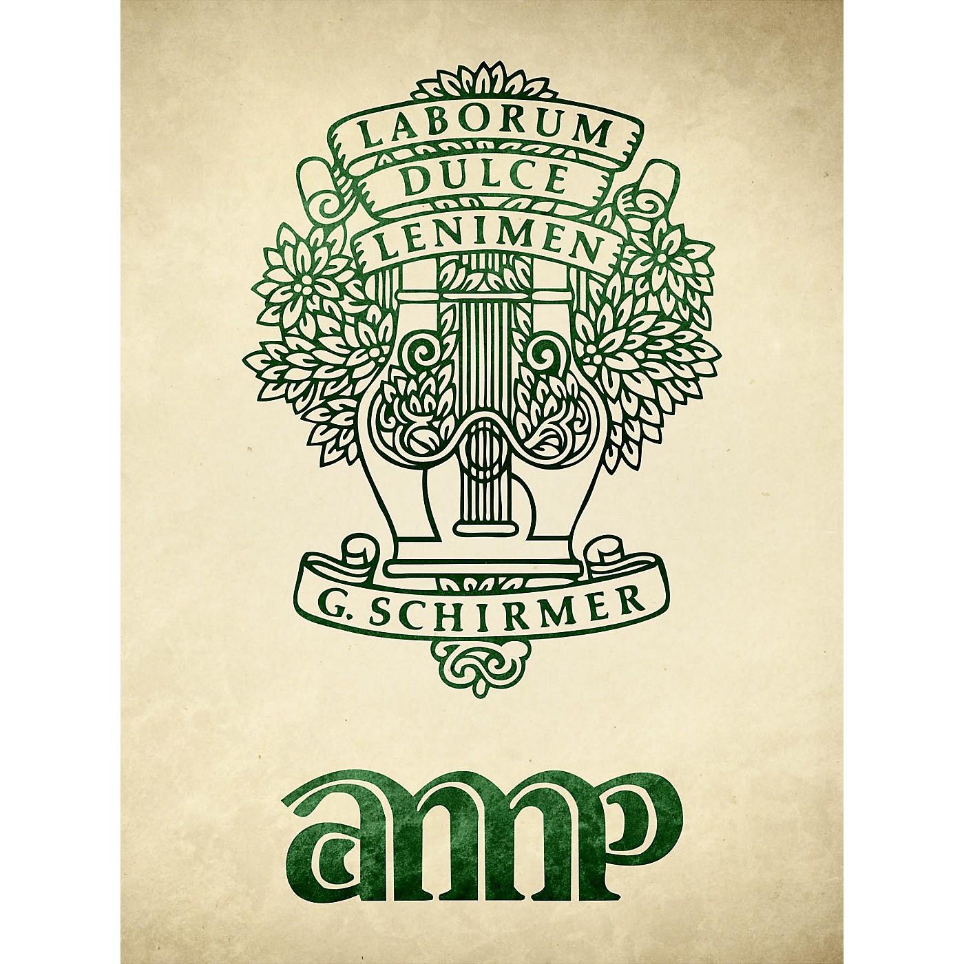 Associated Ave Maria SA Composed by Daniel Pinkham thumbnail