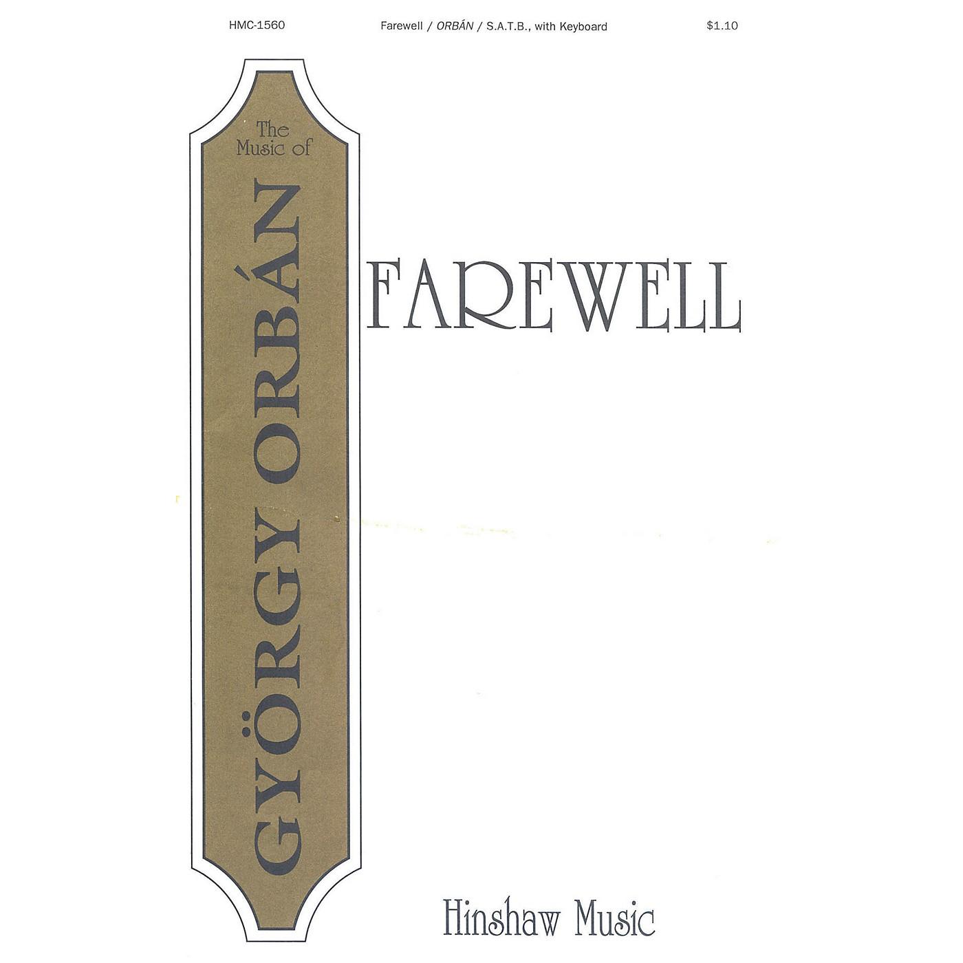 Hinshaw Music Ave Regina SATB composed by Gyorgy Orban thumbnail