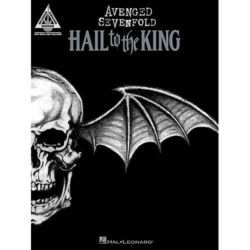 Hal Leonard Avenged Sevenfold - Hail To The King Guitar Tab Songbook thumbnail