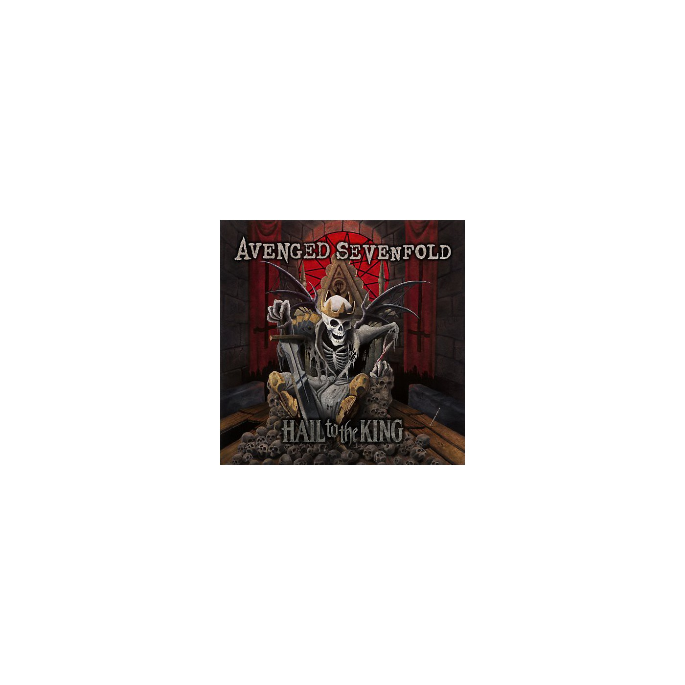 Alliance Avenged Sevenfold - Hail to the King thumbnail