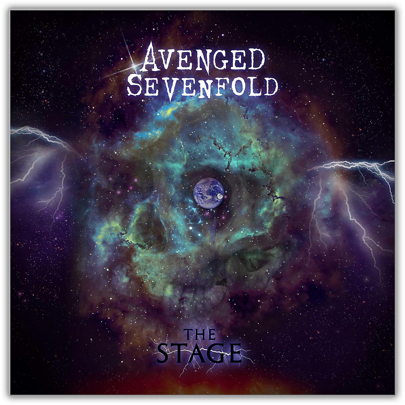 Universal Music Group Avenged Sevenfold - The Stage [2LP] thumbnail