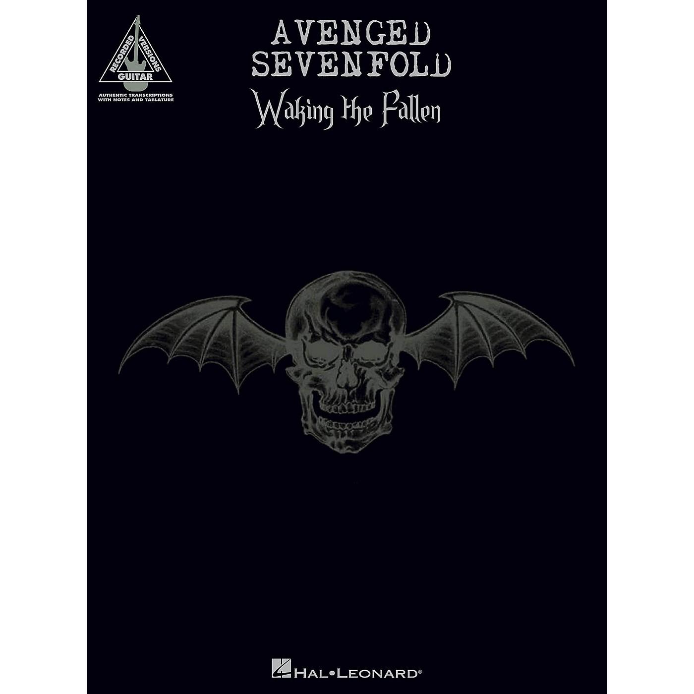 Hal Leonard Avenged Sevenfold Waking the Fallen Guitar Songbook thumbnail