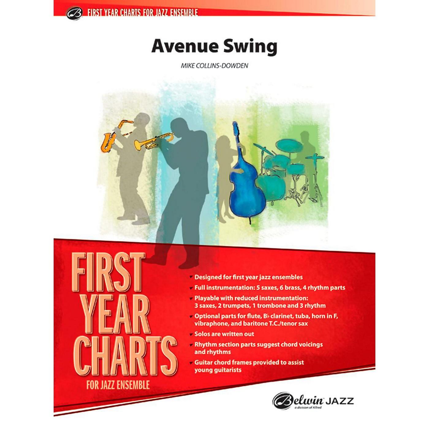 Alfred Avenue Swing Jazz Band Grade 1 thumbnail