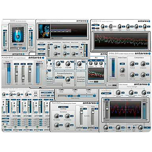 Antares Avox 4 Toolkit Software Download thumbnail