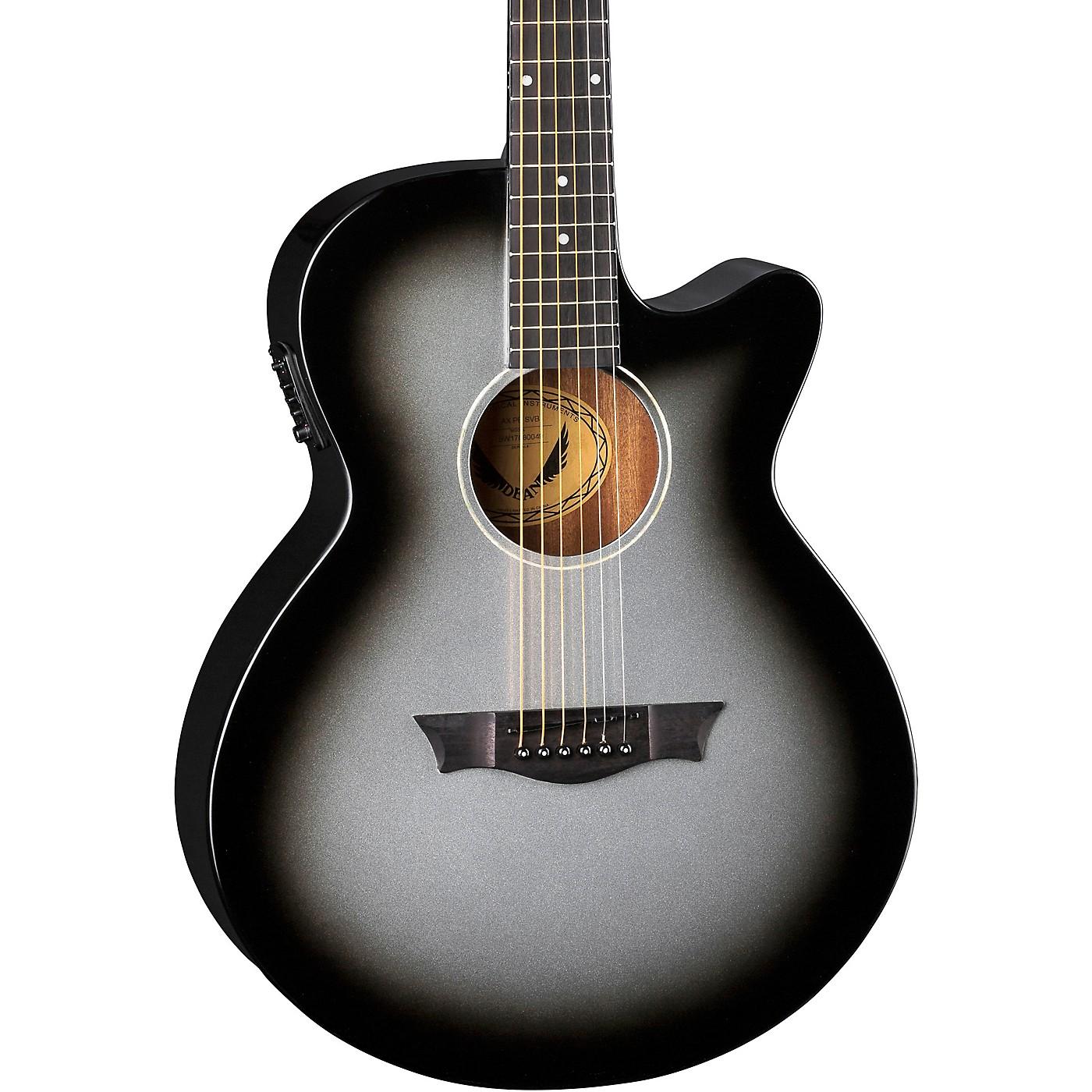 Dean Axcess Performer Cutaway Acoustic-Electric Guitar thumbnail