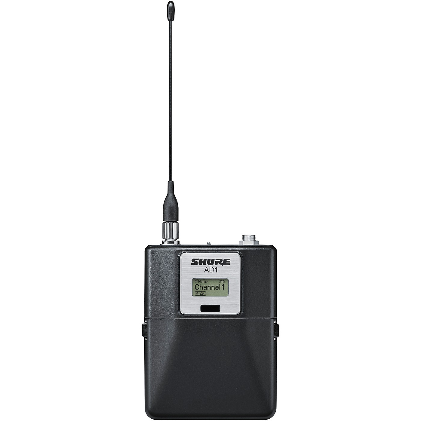 Shure Axient Digital AD1LEMO3 Wireless BodypackTransmitter, LEMO3 Connector thumbnail
