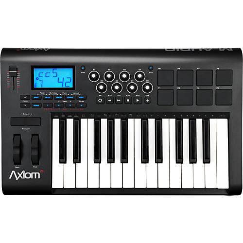 M-Audio Axiom 25 2nd Gen 25-Key USB MIDI Keyboard Controller-thumbnail
