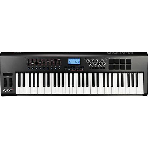 M-Audio Axiom 61 2nd Gen 61-Key USB MIDI Keyboard Controller thumbnail
