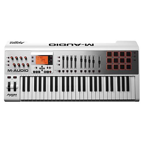 M-Audio Axiom AIR 49 MIDI Controller thumbnail