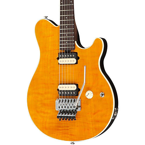 Ernie Ball Music Man Axis Electric Guitar with All Rosewood Neck thumbnail