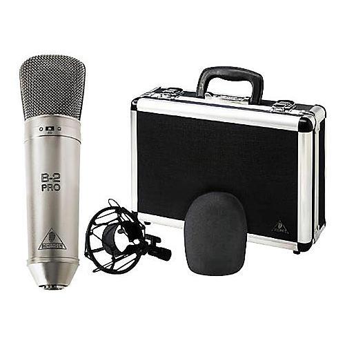 Behringer B-2 Pro Condenser Microphone thumbnail