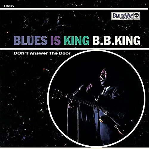 Alliance B.B. King - Blues Is King thumbnail