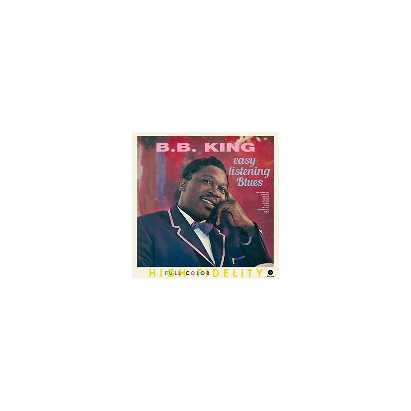 Alliance B.B. King - Easy Listening Blues + 4 Bonus Tracks thumbnail