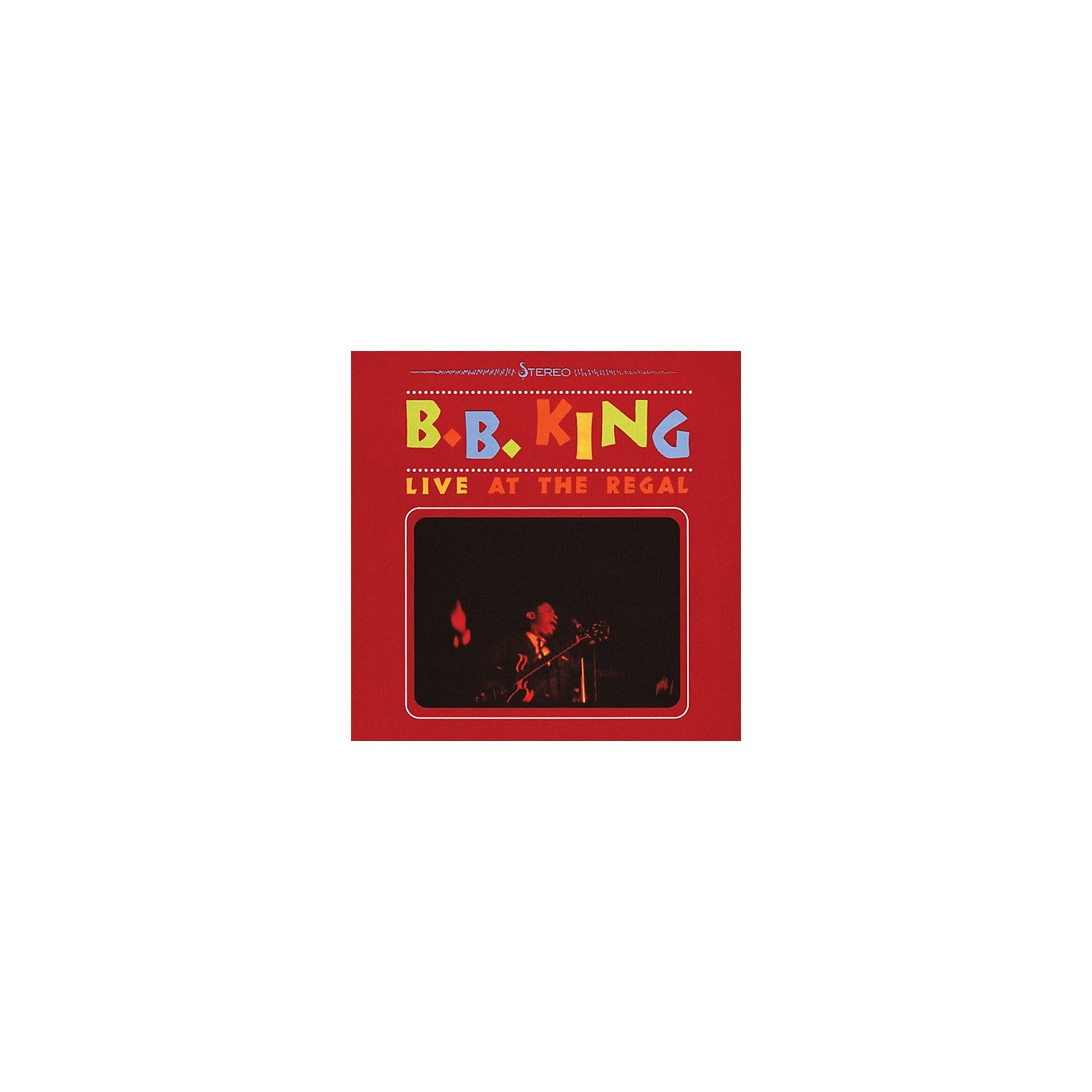 Alliance B.B. King - Live at the Regal thumbnail