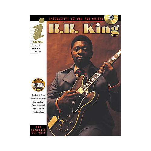 Isong B.B. King (CD-ROM)-thumbnail