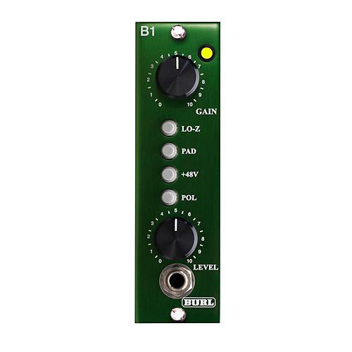 Burl Audio B1 Mic Preamp/DI thumbnail
