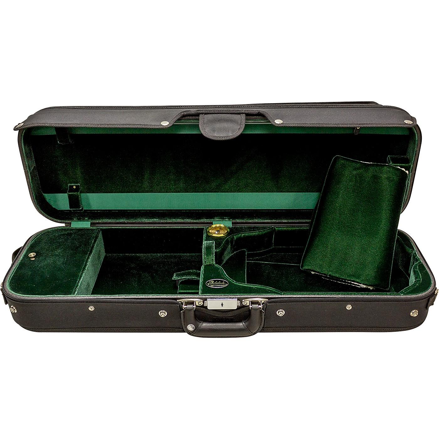 Bobelock B1002VS Oblong Woodshell Suspension Violin Case thumbnail