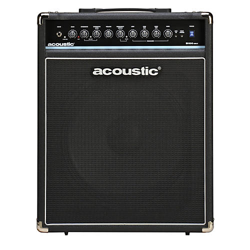 Acoustic B100mkII 100W Bass Combo Amp thumbnail
