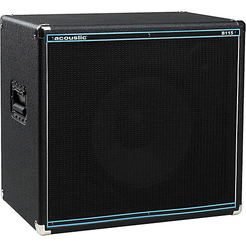Acoustic B115 250W 1x15 Bass Cabinet thumbnail