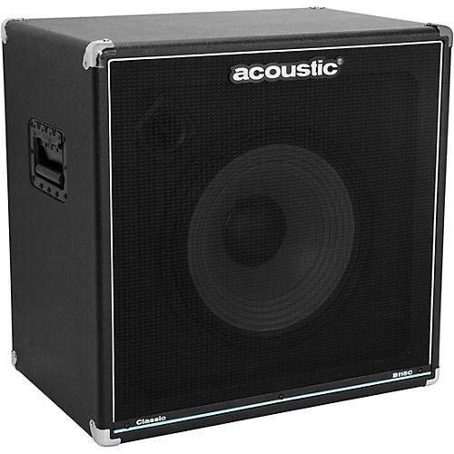 Acoustic B115C Classic 1X15 Bass Speaker Cabinet thumbnail