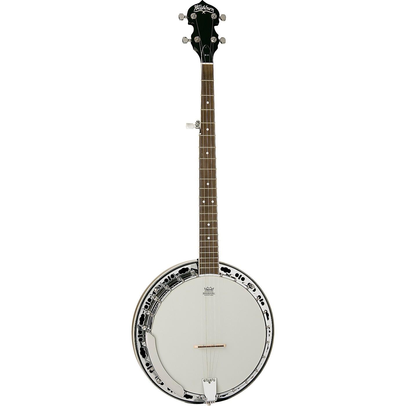 Washburn B11K-A Americana Series 5-String Resonator Banjo thumbnail