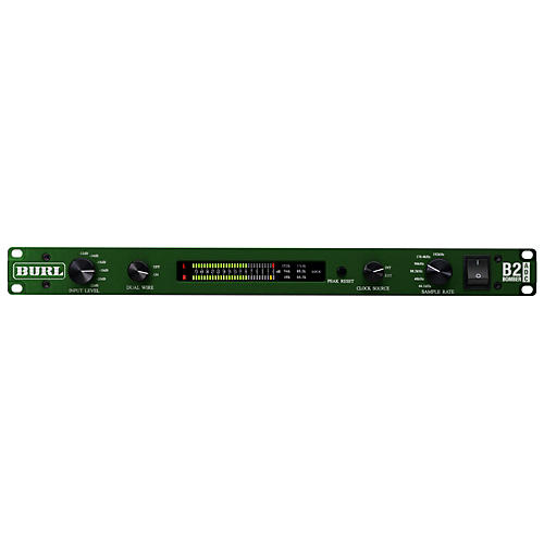 Burl Audio B2 Bomber ADC 2-Channel AD Converter thumbnail