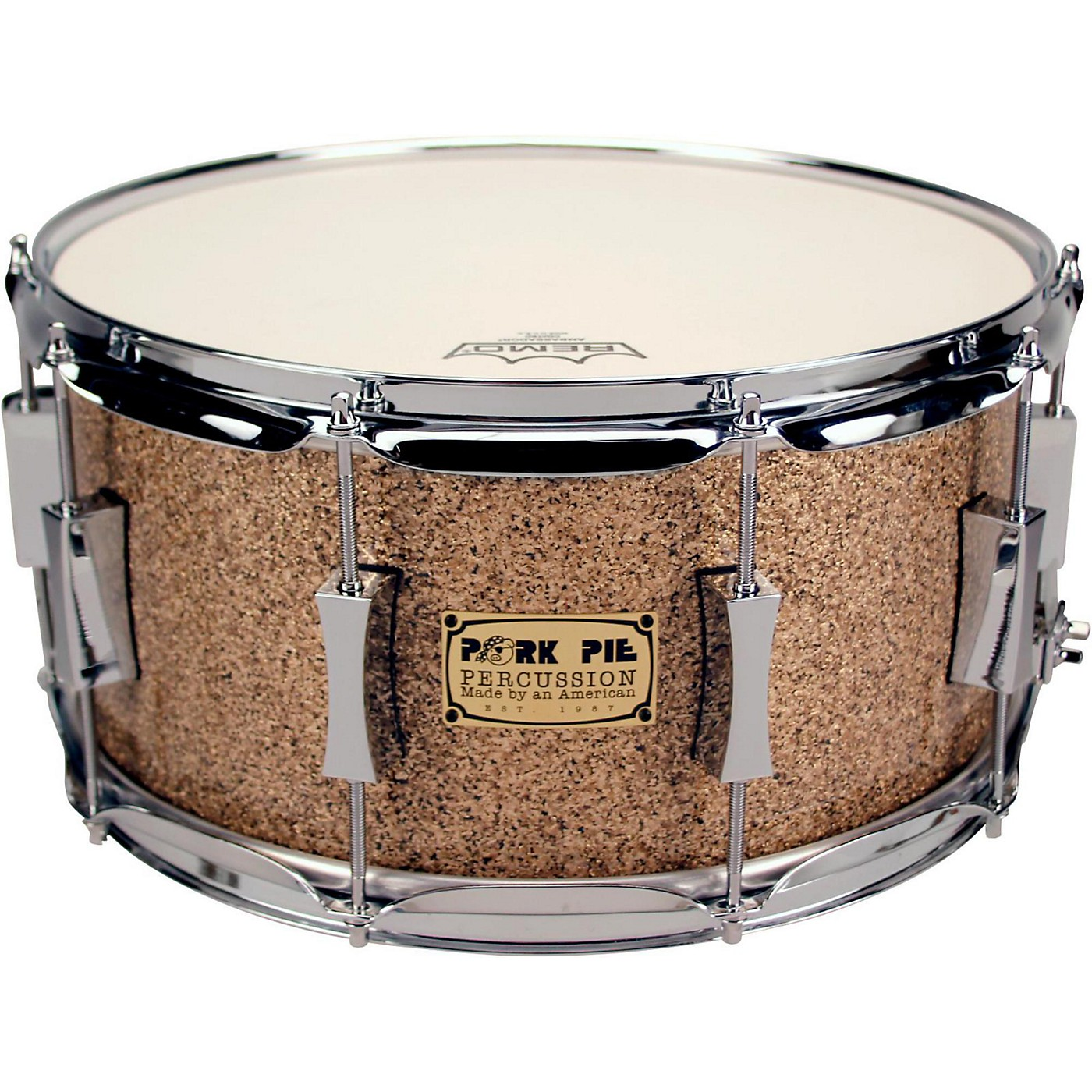 Pork Pie B20 Snare Drum thumbnail