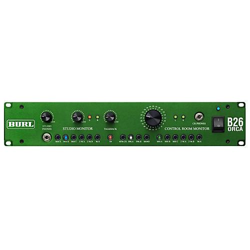 Burl Audio B26 Orca 6 Stereo Input Control Room Monitor thumbnail