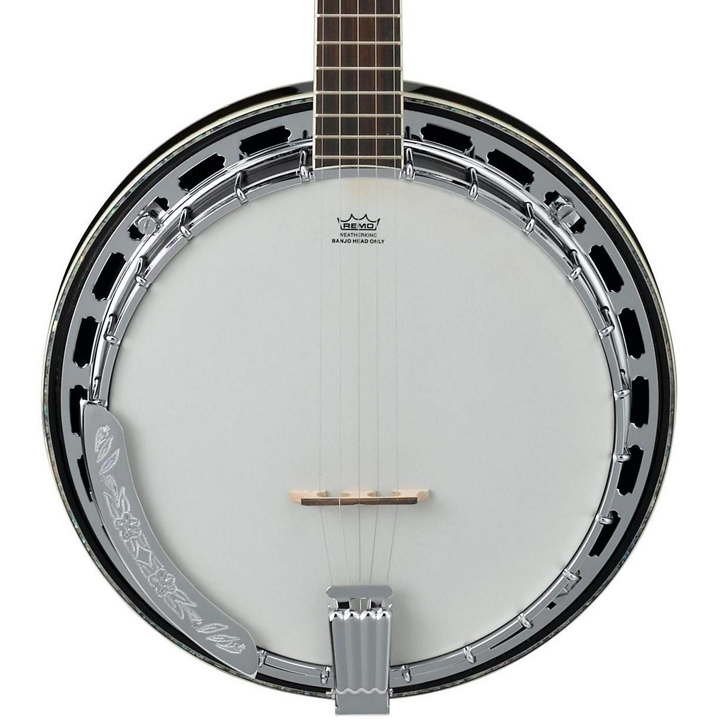 Ibanez B300 5-String Banjo with Rosewood Resonator thumbnail