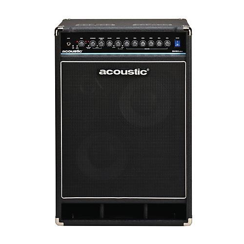 Acoustic B450mkII 450W Bass Combo Amp thumbnail