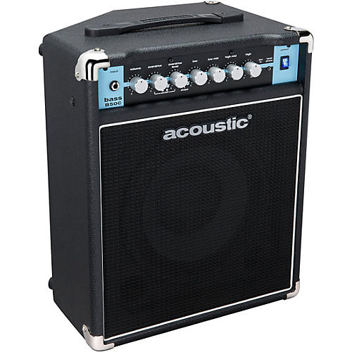 Acoustic B50C 1X10 50W Bass Combo with Tilt-Back Cab thumbnail