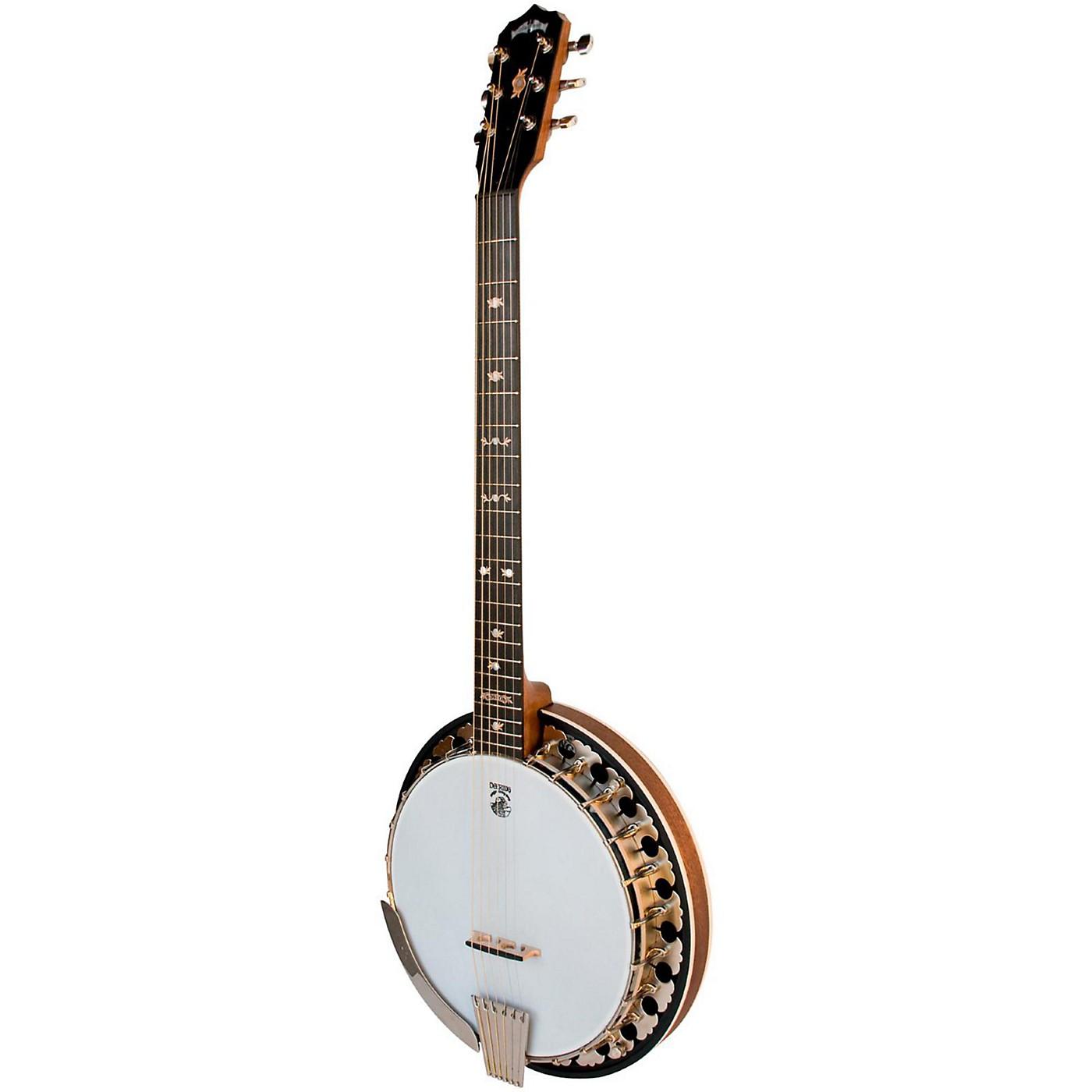 Deering B6 6-String Banjo thumbnail
