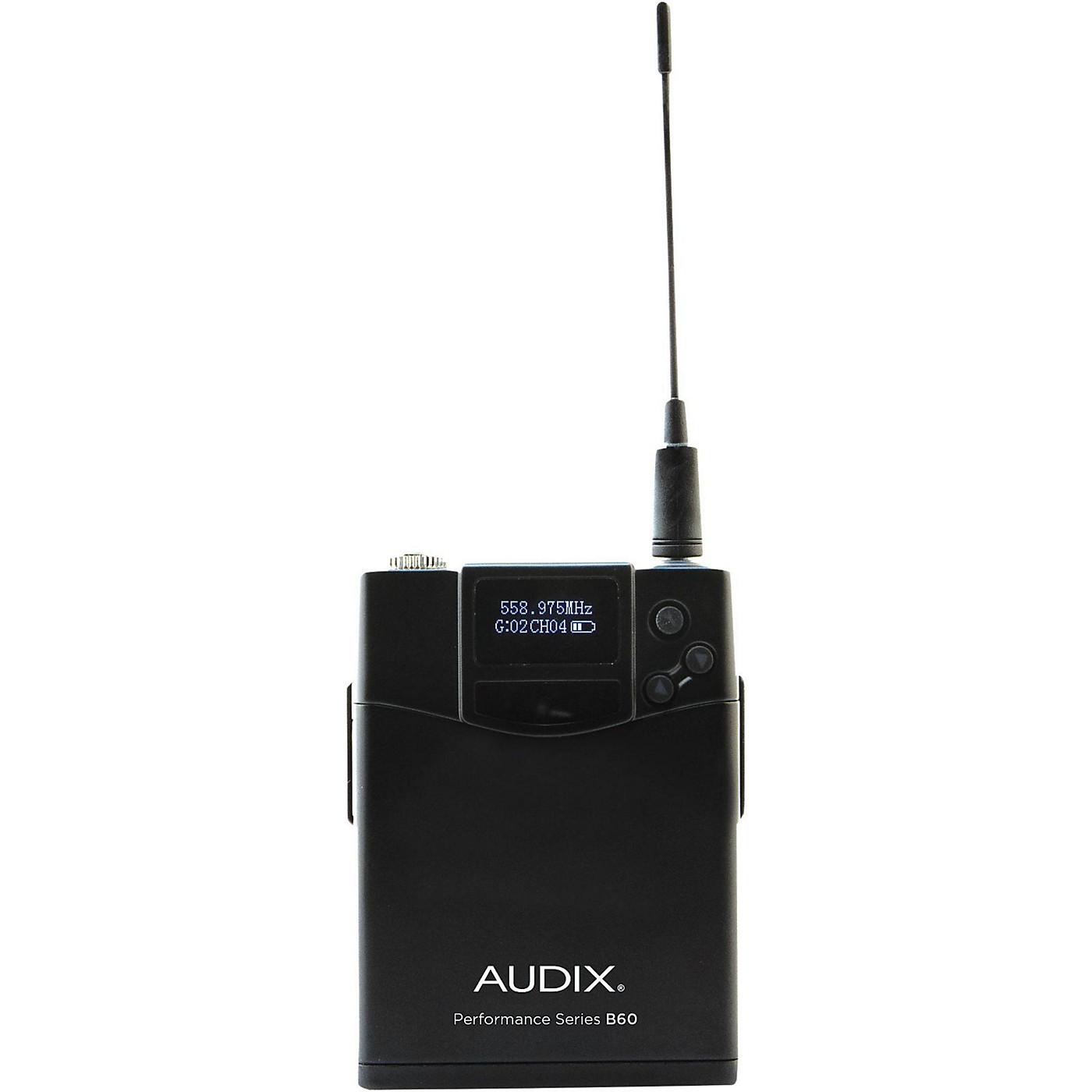 Audix B60 Bodypack Transmitter thumbnail