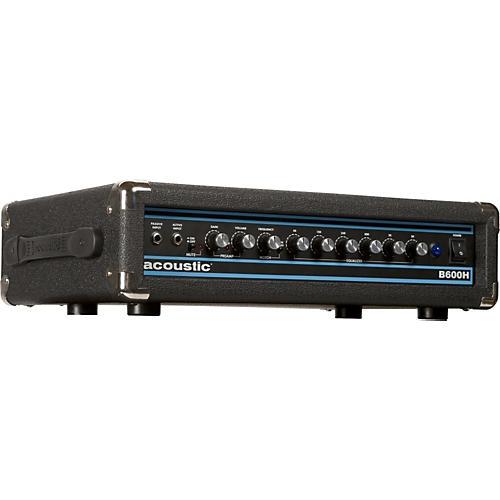Acoustic B600H 600W Bass Amp Head thumbnail