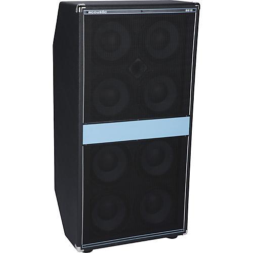 Acoustic B810 800W 8X10 Bass Cabinet thumbnail