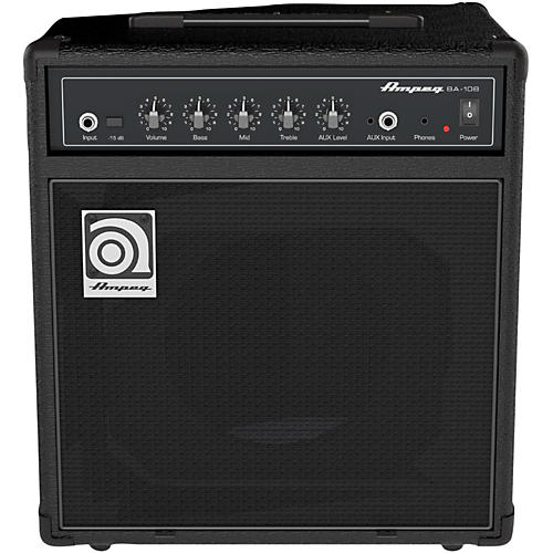 Ampeg BA108V2 1x8 Bass Combo Amplifier thumbnail