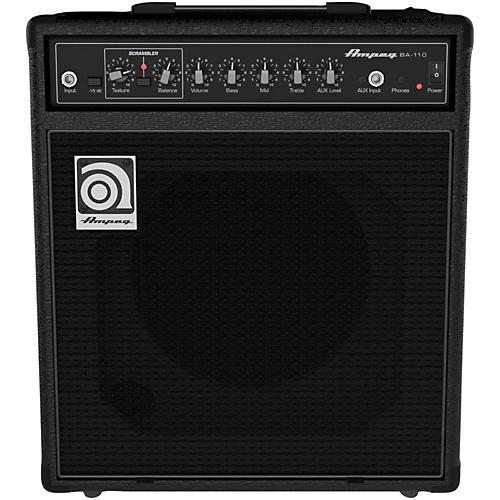 Ampeg BA110V2 1x10 Bass Combo Amplifier thumbnail