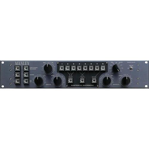 Manley BACKBONE (ELCO Connectors) thumbnail